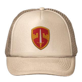 military advisor MACV vietnam patch vets hat