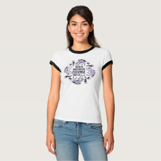 Military affairs state thousand residences T-Shirt
