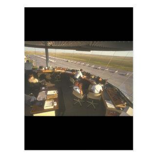 Military air traffic control_Military Aircraft Postcard
