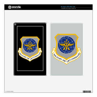 Military Airlift Command (MAC) Skin For Kindle Fire