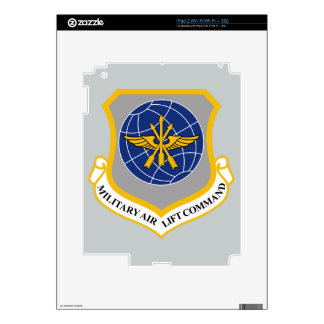 Military Airlift Command (MAC) Skins For iPad 2