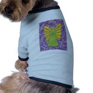 Military Angel Pet Clothing