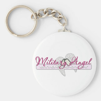 Military Angel undercover Keychain