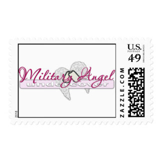Military Angel undercover Postage Stamp