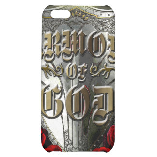 Military Armor of God Design iPhone 5C Covers