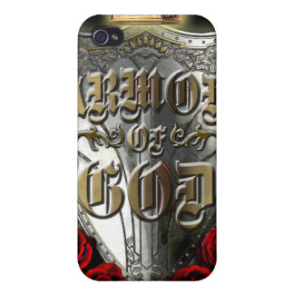 Military Armor of God Design iPhone 4/4S Covers