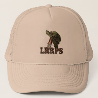 military army marines LRRP LRRPS Recon Rangers Trucker Hat