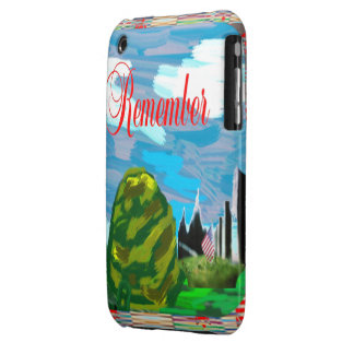 Military Artwork on Casement Cases iPhone 3 Cover