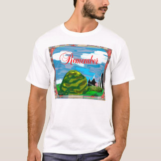 Military Artwork T-Shirt