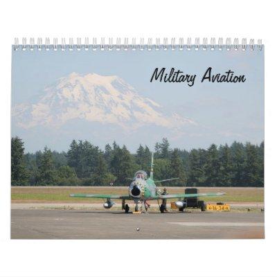 Military Aviation Calendar
