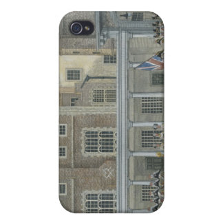 Military Band at St. James' Palace, late 18th cent iPhone 4 Cases