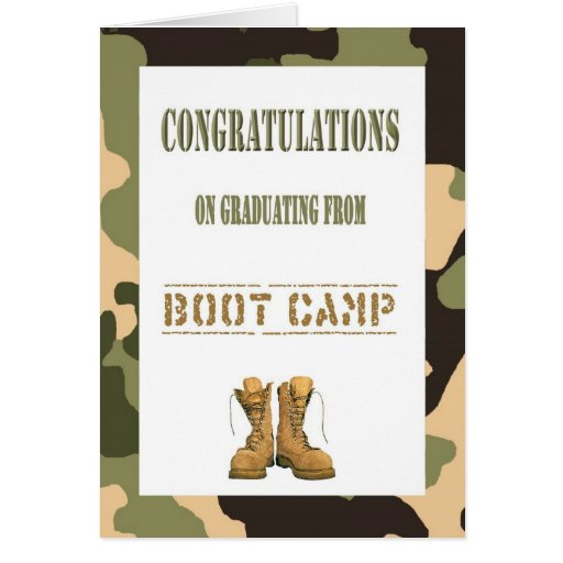 Boot camp gifts t shirts art posters amp other gift ideas zazzle