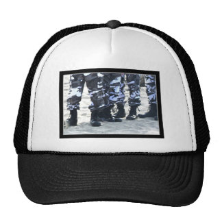 Military Boots hat