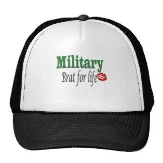 military brat 5 mesh hats