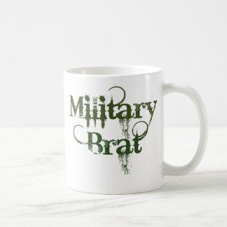 Military Brat Classic White Coffee Mug