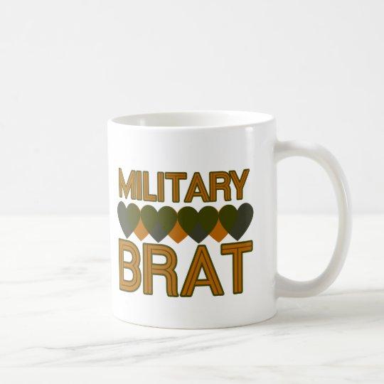 Military Brat Coffee Mug