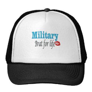 military brat hats