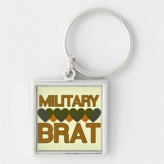 Military Brat Keychain