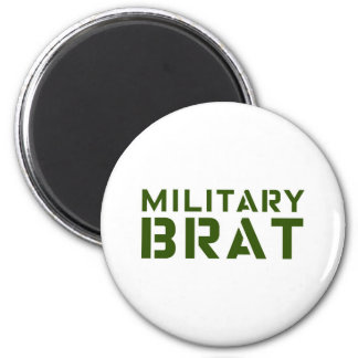 Military Brat Magnet
