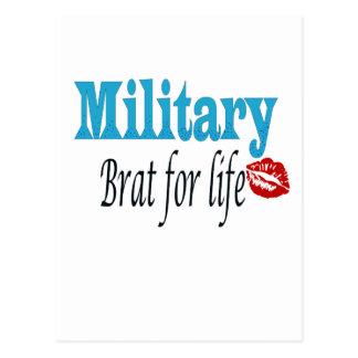 military brat post cards
