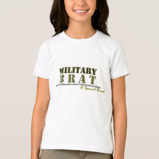 Military Brat-Special Breed T-Shirt