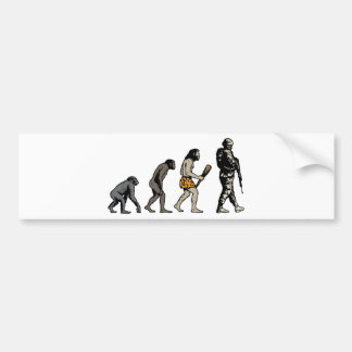 Military Bumper Sticker