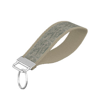 military camo camouflage digital airmen pilot art wrist keychain