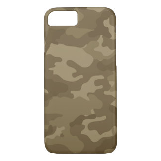 Military Camo Pattern iPhone 7 Case