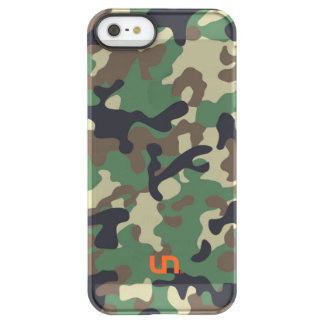 Military Camo Permafrost iPhone SE/5/5s Case
