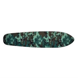 "Military Camouflage 7 1/8"" Skateboard"