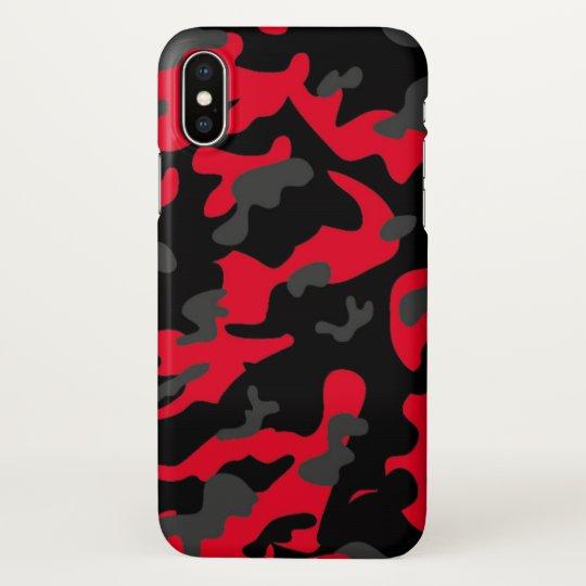 military camouflage army como print iphone case zazzle com