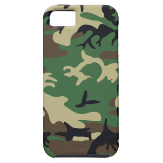 Military Camouflage iPhone 5 Cases