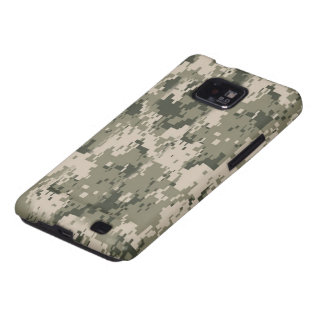 Military Camouflage Galaxy SII Case