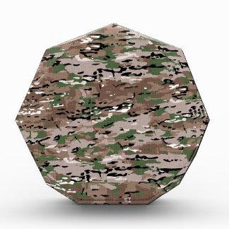 Military Camouflage Fabric Award