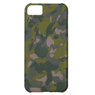 Military camouflage for army soldier Vietnam style Case For iPhone 5C