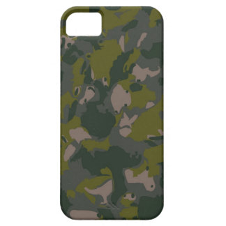 Military camouflage for army soldier Vietnam style iPhone SE/5/5s Case