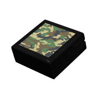 Military Camouflage Gift Box
