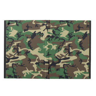 Military Camouflage iPad Air Cases