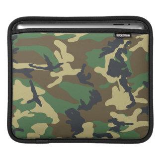 Military Camouflage iPad Sleeve
