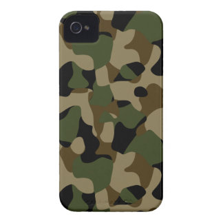 Military Camouflage iPhone 4 Case-Mate Case