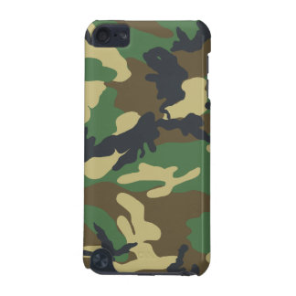 Military Camouflage iPod Touch 5G Case