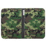 Military Camouflage Kindle Folio Cases