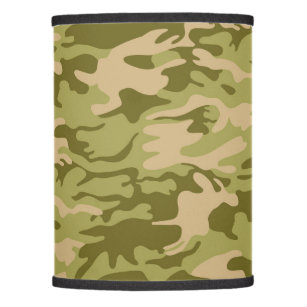 Military Camouflage Lamp Shade