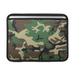 Military Camouflage MacBook Sleeve