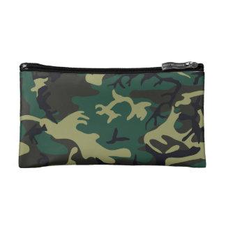 Military Camouflage Makeup Bag