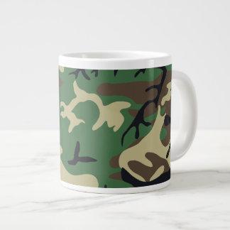 Military Camouflage Mug Jumbo Mugs