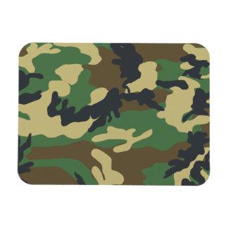 Military Camouflage Premium Magnet