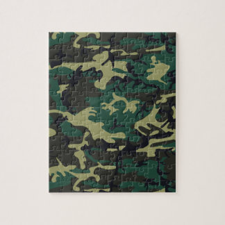 Military Camouflage Puzzle
