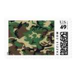 Military Camouflage Stamp
