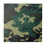 Military Camouflage Tile